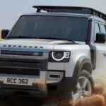 2021 Land Rover Defender Price In India