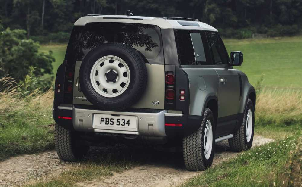 2021 Land Rover Defender Release Date, Price and Specs