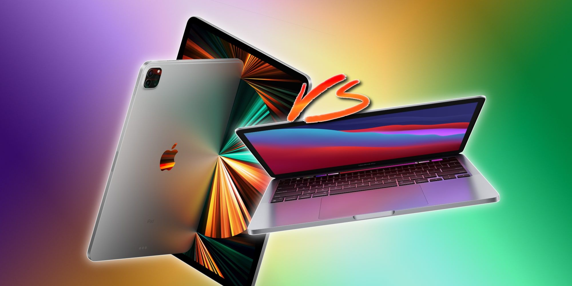 M1 iPad Pro 12.9 Vs. M1 MacBook Pro: Which Is The Better ...