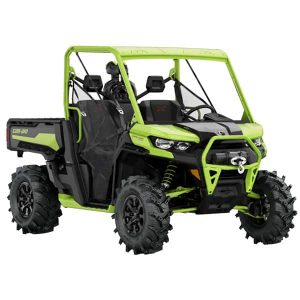 2021 Can-Am Defender HD10 XMR   Friday's