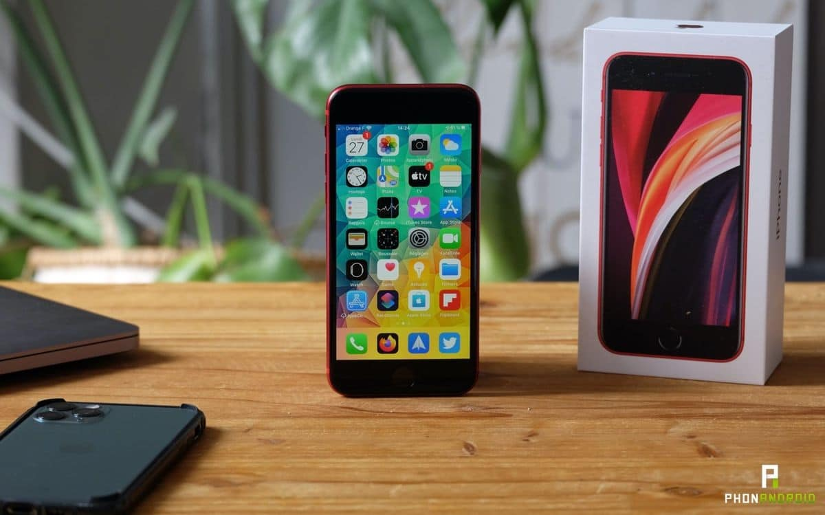 """iPhone SE Plus: Apple to launch a larger """"SE"""" with A14 ..."""