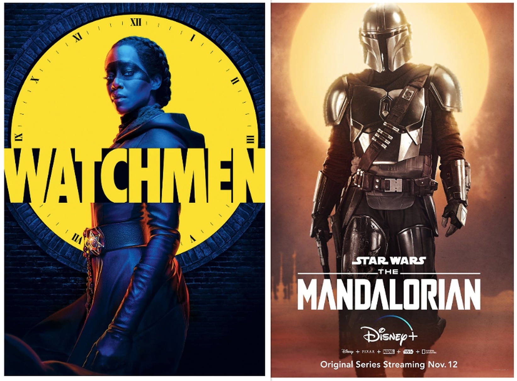 2020 Emmy's: 'Watchmen' and 'The Mandalorian' pull in ...