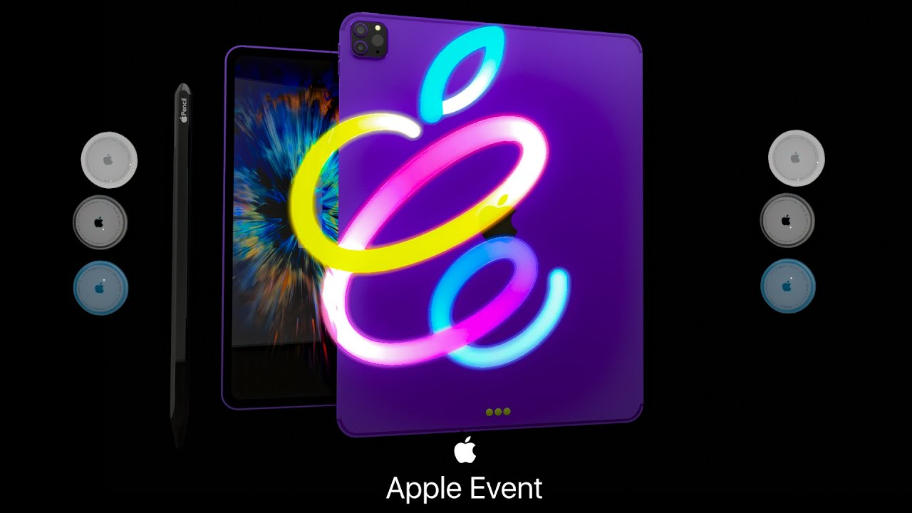 April Apple Event 2021 - YouTube
