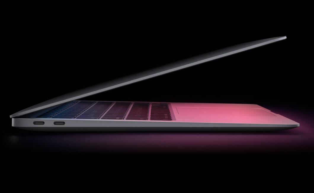 Apple unveils new 13-inch MacBook Air with M1 chip ...