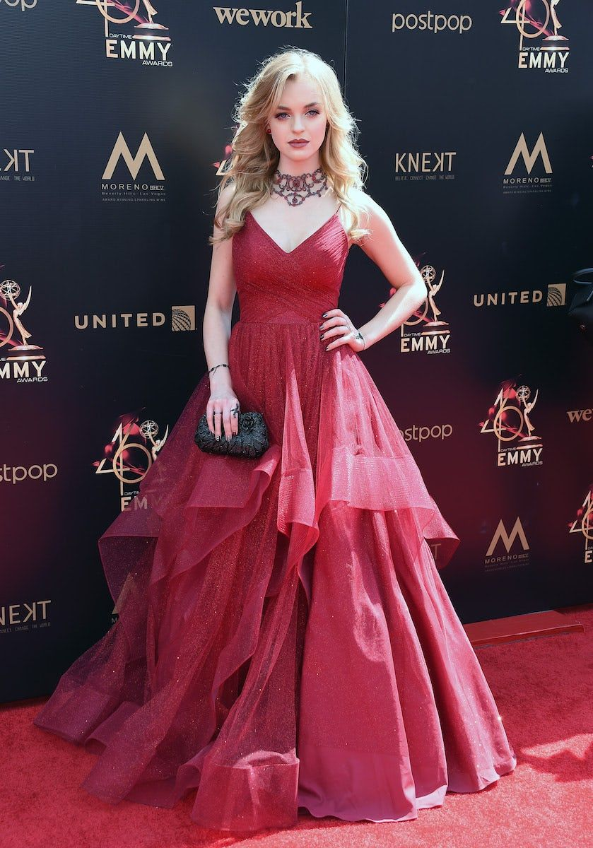 Daytime Emmys 2019: The Hottest Red Carpet Fashion   Red ...