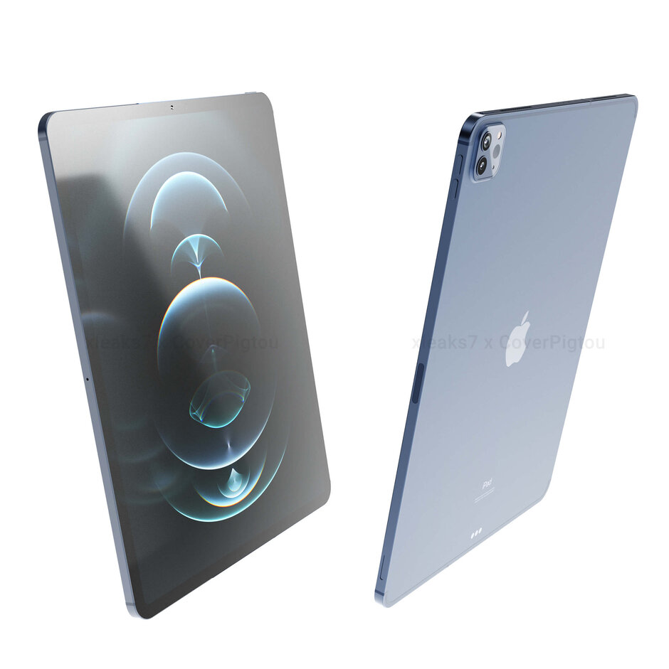 This will be the new iPad Pro of 2021 according to leaked ...