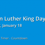 What Day Is Martin Luther King Day 2021