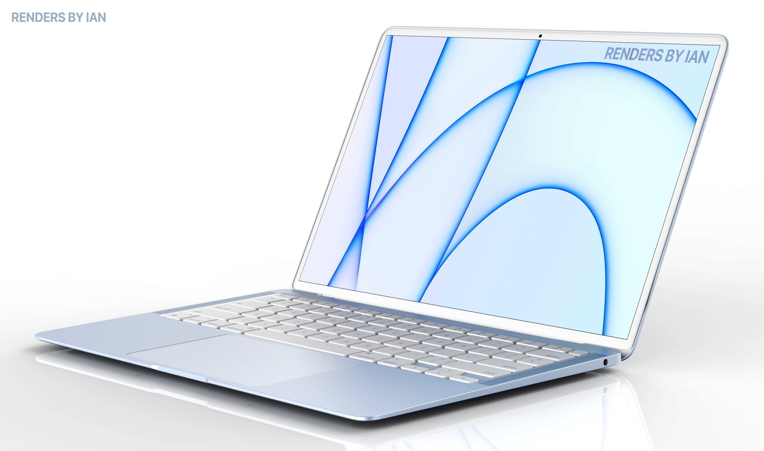 This Stunning 2021 MacBook Air Concept Takes Inspiration ...