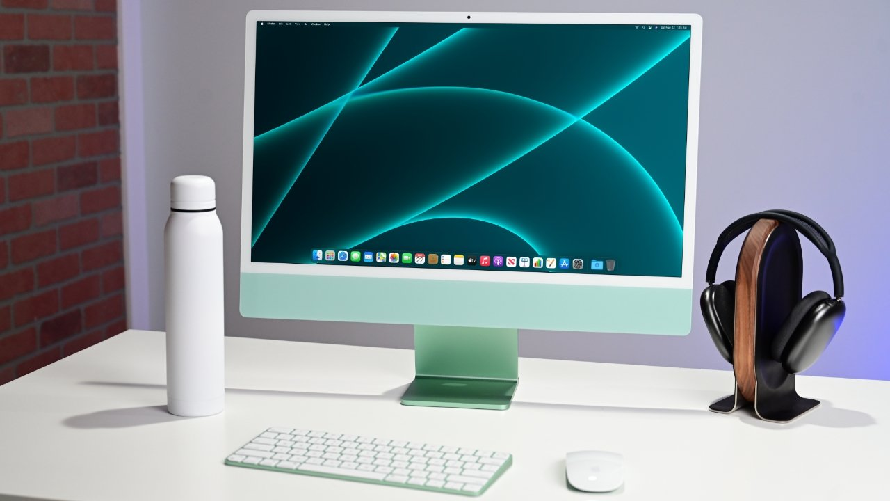 24-inch iMac   Colors, Features, Specs, Price