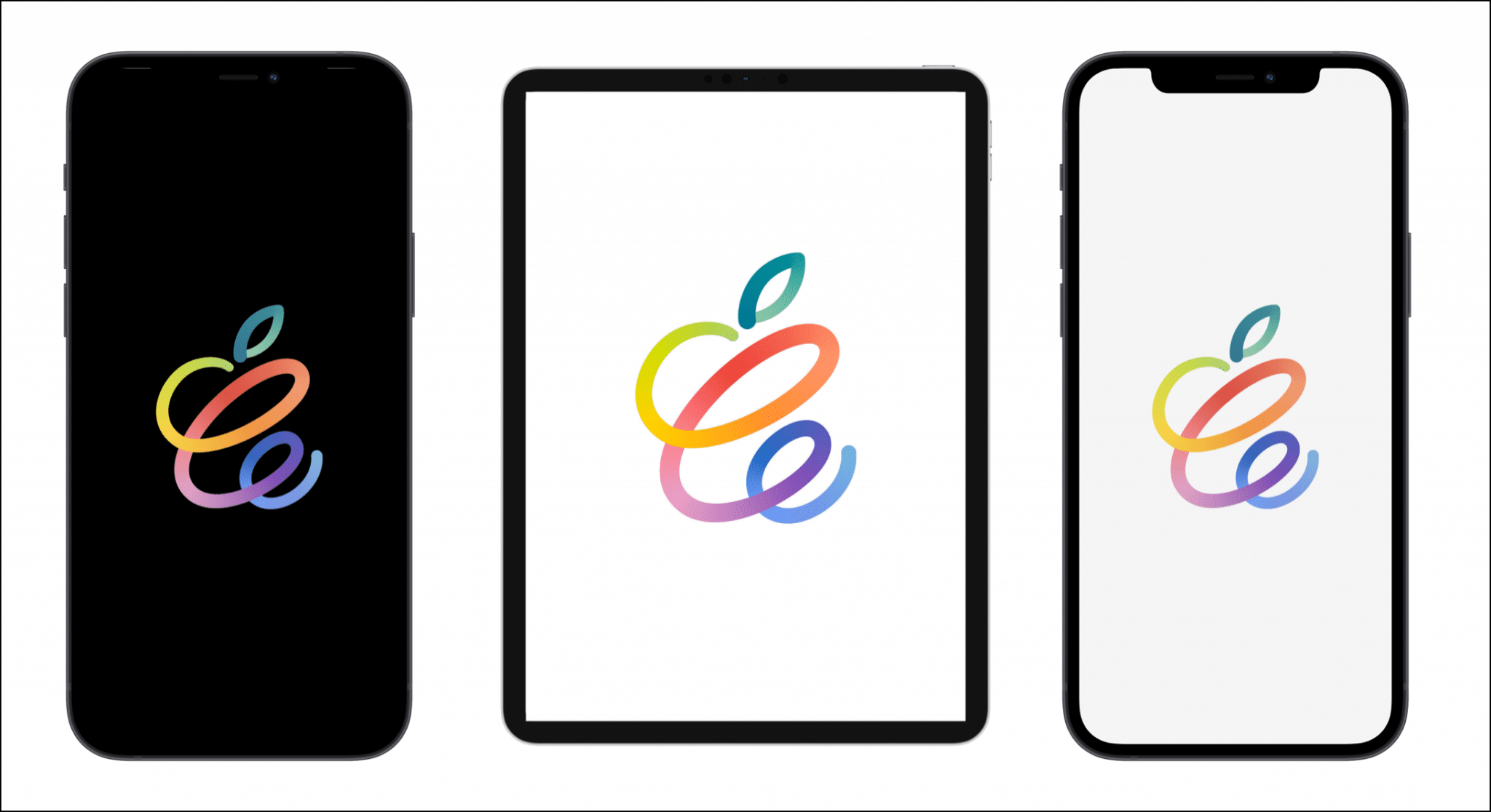 Download Apple's 'Spring Loaded' April 20 Event Wallpapers ...