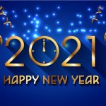 Iphone Happy New Year 2021 Wallpaper