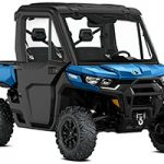 2021 Can Am Defender Max Limited Hd10
