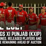 Ipl Auction 2021 Date And Time In Bangladesh