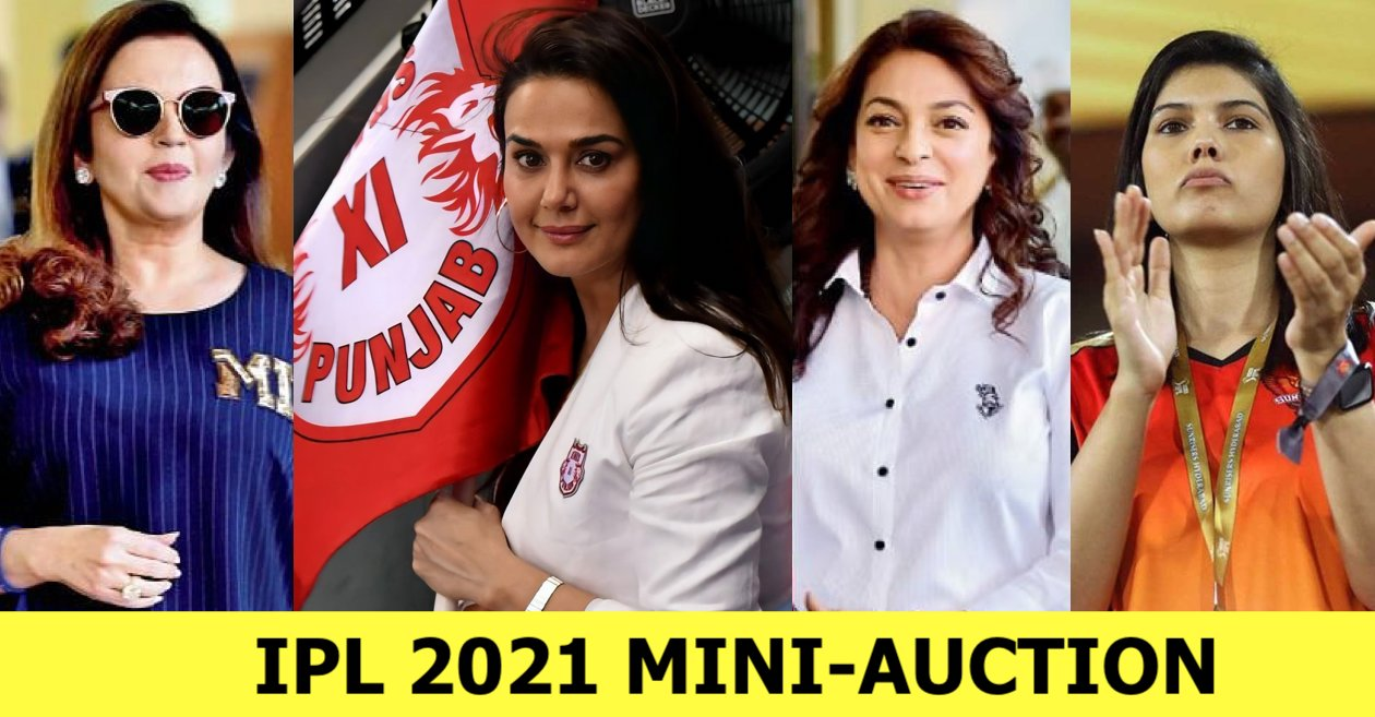 IPL 2021: Squad Size, Salary Cap & Available Slots For ...