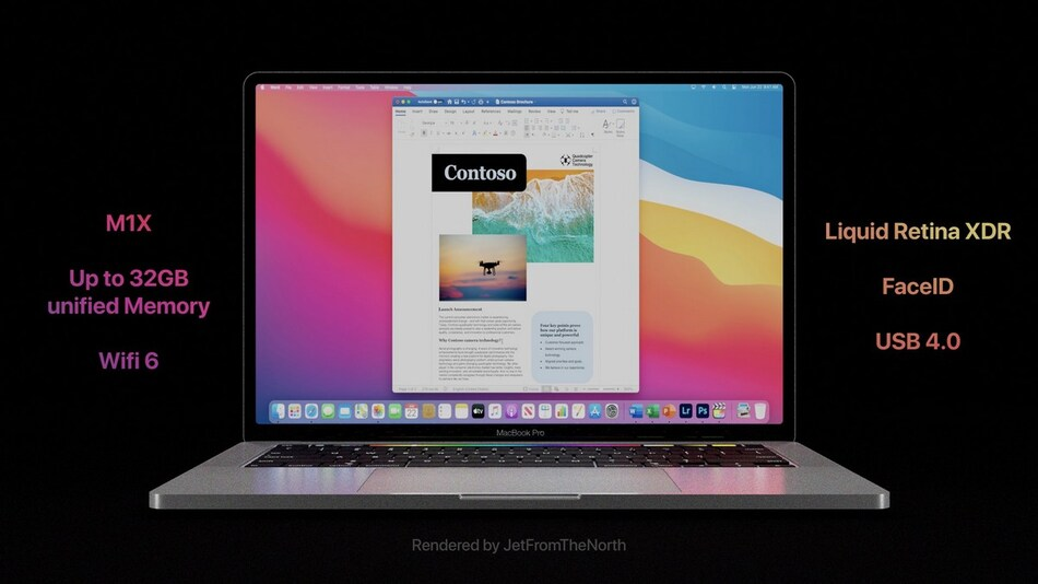 MacBook Pro 14-Inch, 16-Inch Tipped to Launch Summer 2021 ...