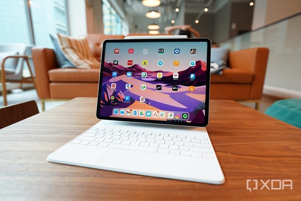 """iPad Pro 2021 Review: Apple's M1 is too powerful for """"just ..."""