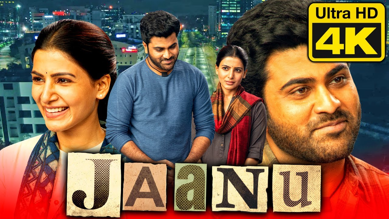 Download Jaanu 2021 New Released Hindi Dubbed Movie   Sharw