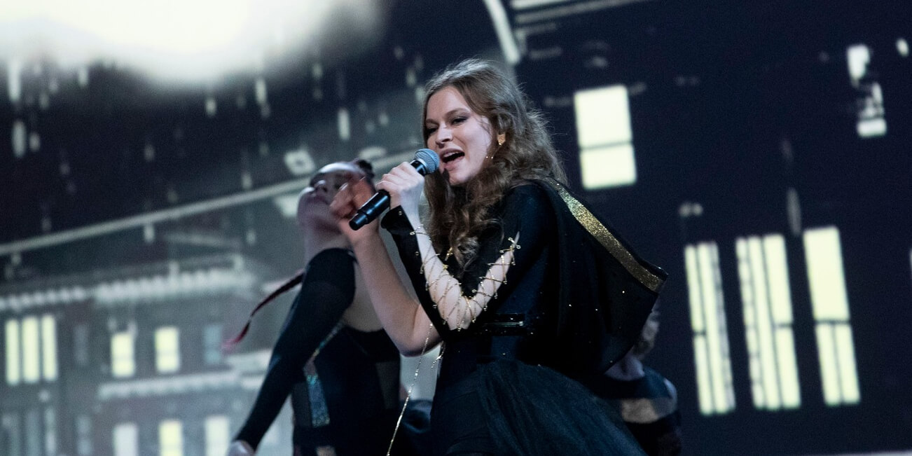 Norway: Emmy wins the third heat of MGP 2021