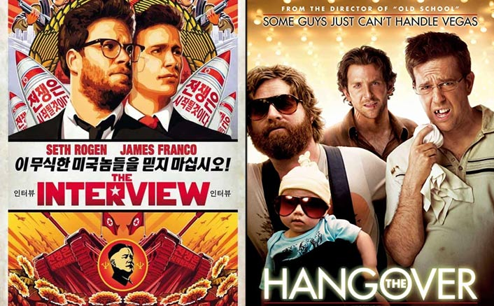 The Interview To The Hangover: 5 Best Comedy Movies On ...