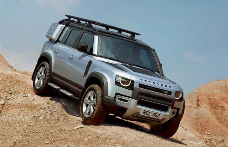 New 2021 Land Rover Defender Prices & Reviews in Australia ...