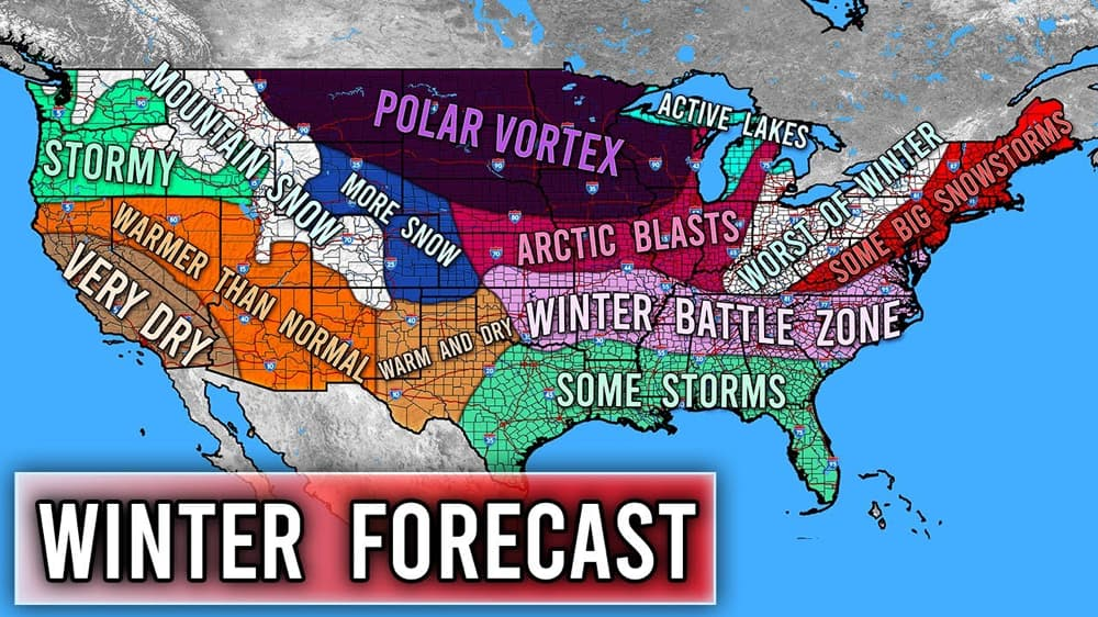 Direct Weather First to Issue 2020-2021 Winter Forecast ...