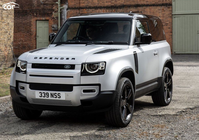 2021 Land Rover Defender 90 SUV Pictures: Interior ...